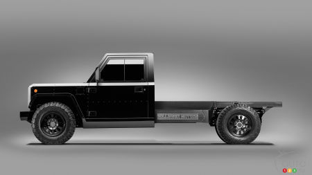 Meet the B2CC: Bollinger Presents its Chassis Cab model