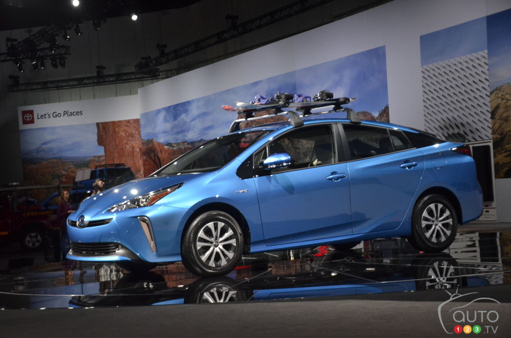 15 Million Hybrid Models Sold for Toyota