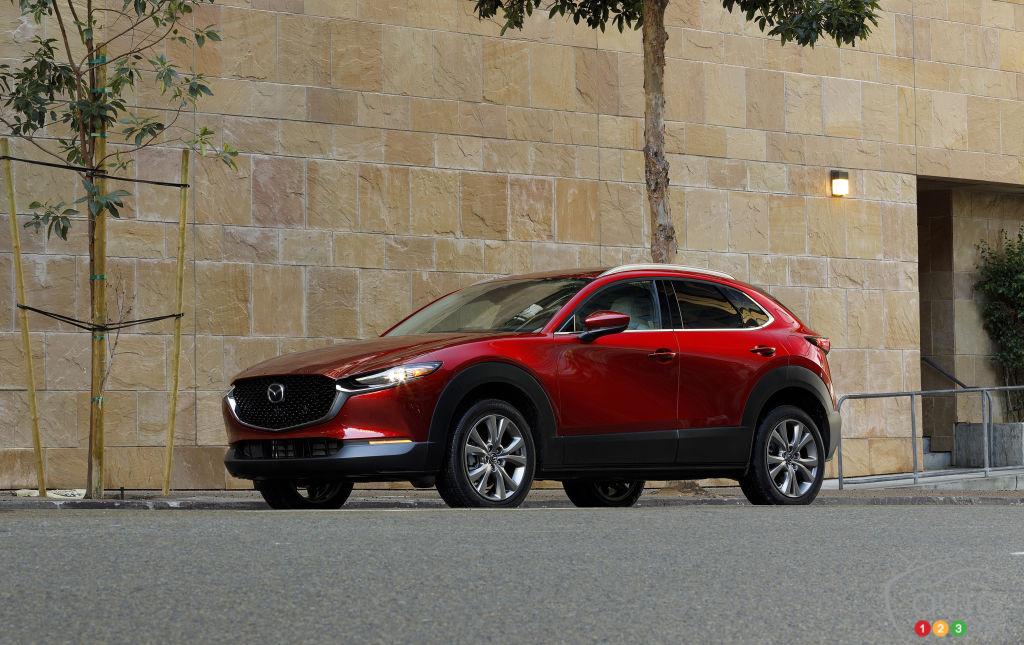 2020 Mazda CX-30 Review: Between Two Chairs