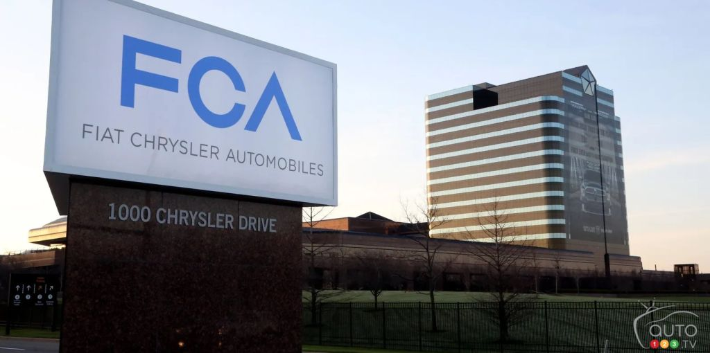 FCA Posts $1.8 billion USD Loss in 2020 Q1