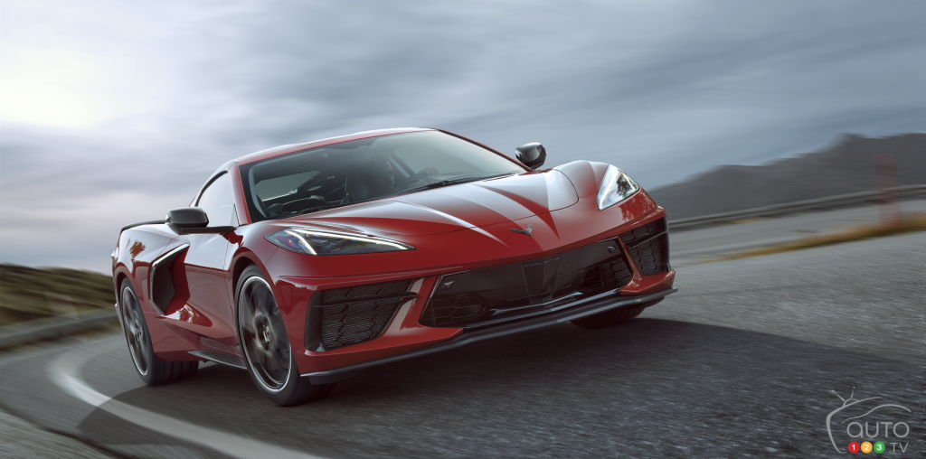 Production of the 2020 Corvette Could Be Limited to 2,700 Units