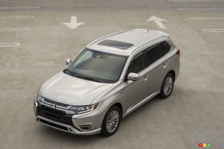 Next Mitsubishi Outlander Could Get Nissan Engine