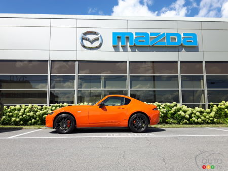 Mazda Has Asked for $2.8 Billion in Loans to Deal With Costs of Pandemic