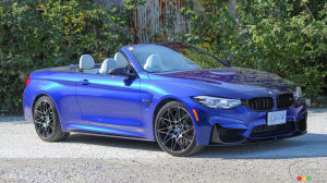 2020 BMW M4 Cabriolet Review: Greatness Awaits