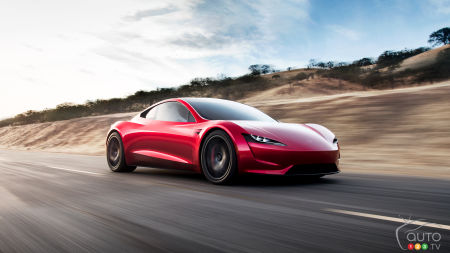 New Tesla Roadster Debut to Be Delayed