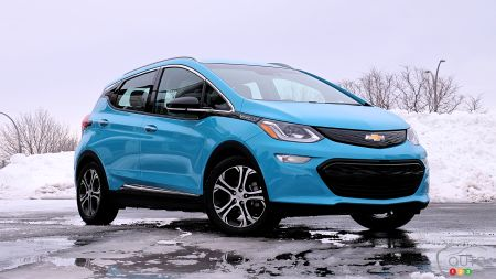 2020 Chevrolet Bolt Review: Small Revolution