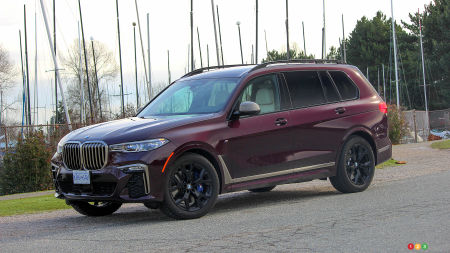 2020 BMW X7 M50i Review: Huge in Every Way