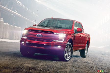 Production of 2021 Ford F-150 Delayed Another Two Weeks