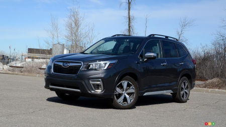 2020 Subaru Forester Review: a Short-List SUV