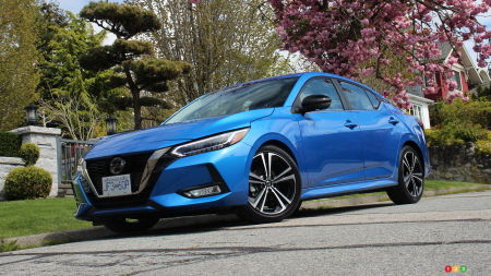 2020 Nissan Sentra Review: The Dark Horse That Isn't