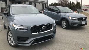 Volvo XC40 vs Volvo XC90 : 10 choses à savoir