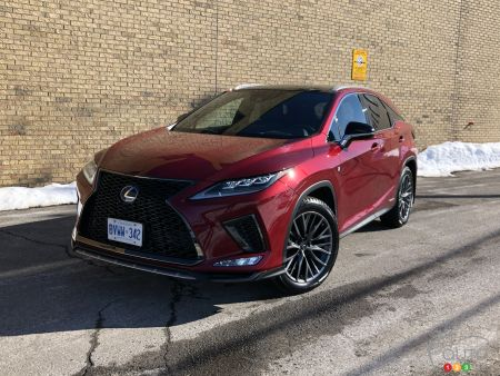 2020 Lexus RX 450h Review: The Thrifty Uncle