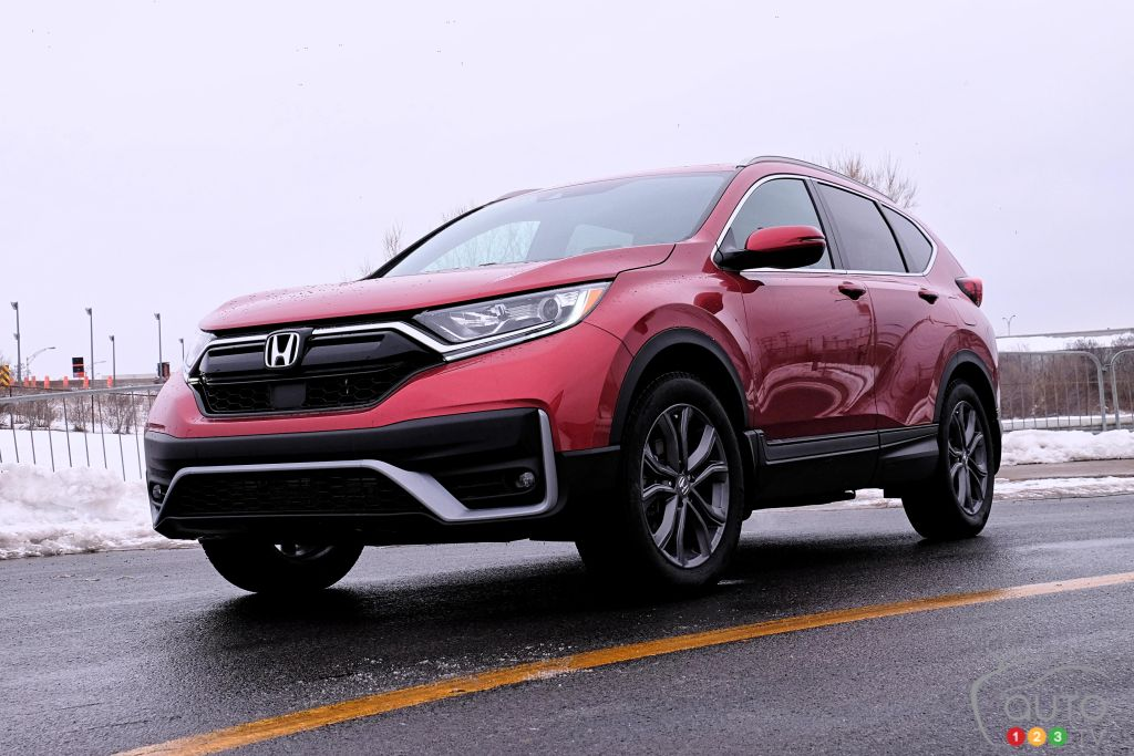 2020 Honda CR-V Review: Ticking All (or Most of) the Boxes