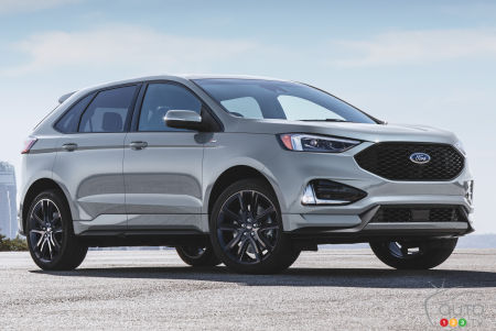 Ford Presents Sharper 2020 Edge ST-Line Edition