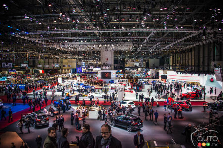 2021 Geneva Motor Show Not a Sure Thing, Say Show Organizers