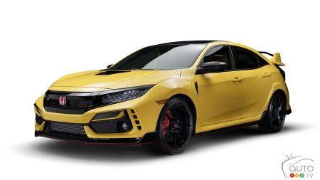 2021 Honda Civic Type R Limited Edition Sells out in Canada in … 4 Minutes