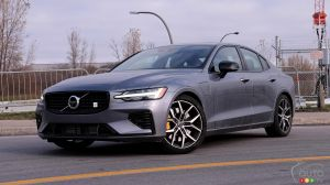2020 Volvo S60 T8 Review: Why Settle?
