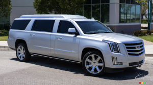 Tom Brady's Cadillac Escalade ESV could be yours… for $300,000