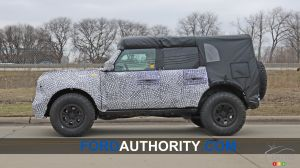 7-Speed Manual Transmission a Possibility for 2021 Ford Bronco