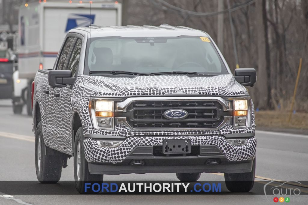 2021 Ford F-150 to Debut on June 25
