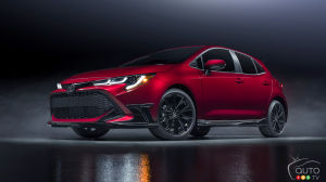 Toyota Corolla Hatchback Special Edition 2021