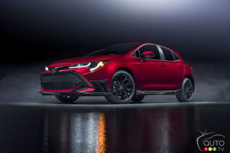 A Special Edition for the 2021 Toyota Corolla Hatchback