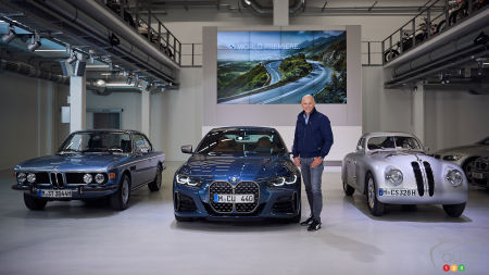 2021 BMW 4 Series Coupé Makes World Debut