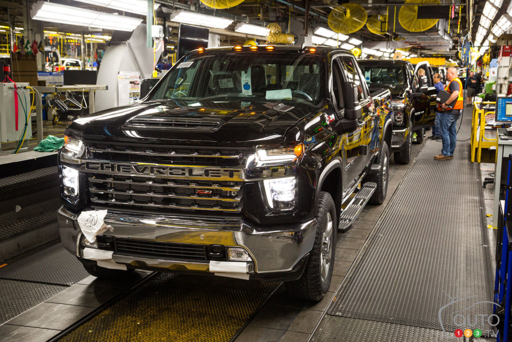 No Summer Break for GM Factories This Year