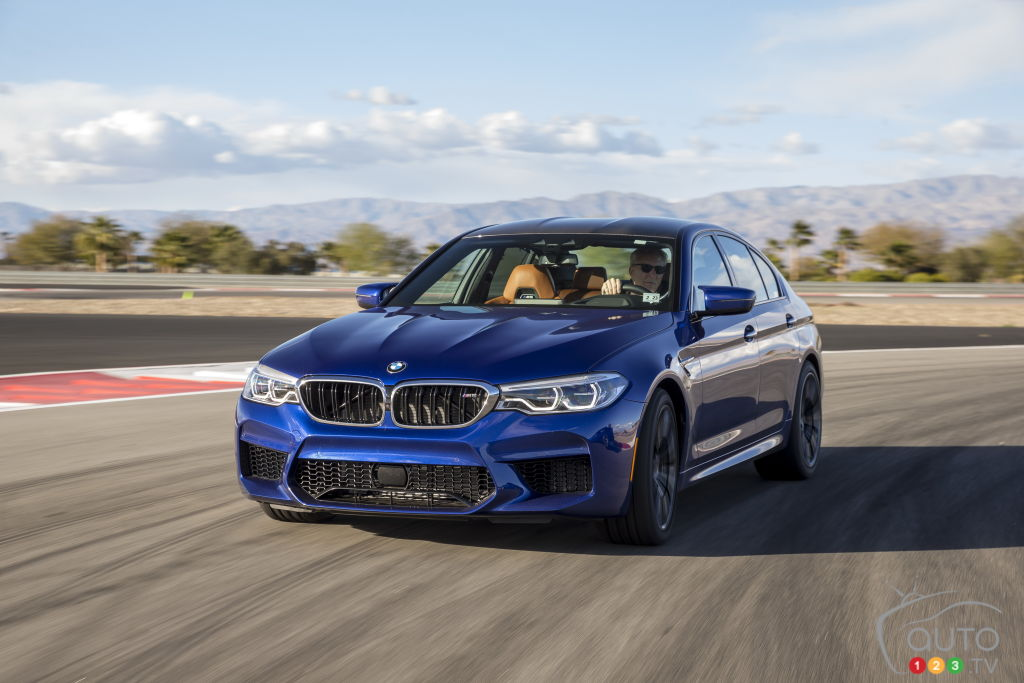 The Next BMW M5 Could Be Plug-In Hybrid or All-Electric Only