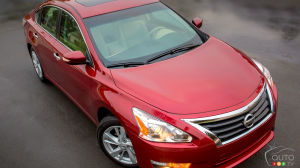 Nissan Recalling 1.8 Million Vehicles for Hood Latch Problem