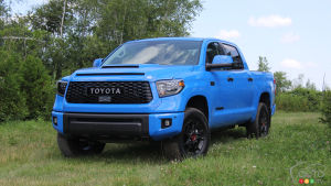 Future Toyota Tundra Might Go Electric