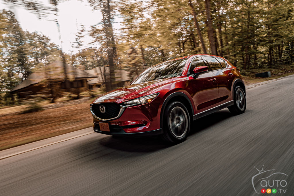 2020 Mazda CX-5 Diesel Review: Good Idea, Bad Timing