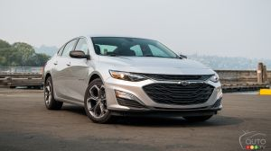 Chevrolet Malibu Living on (Even Shorter) Borrowed Time