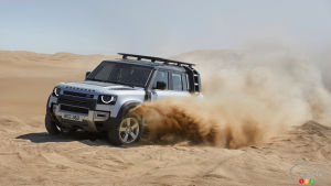 Land Rover Defender: Patience, patience…