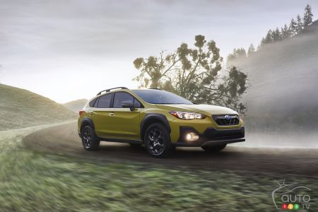 2021 Subaru Crosstrek Upgrades Include an Outdoor Variant
