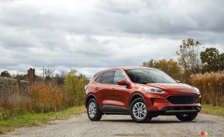 Ford Escape 2020 Review: Better Prepared for Battle
