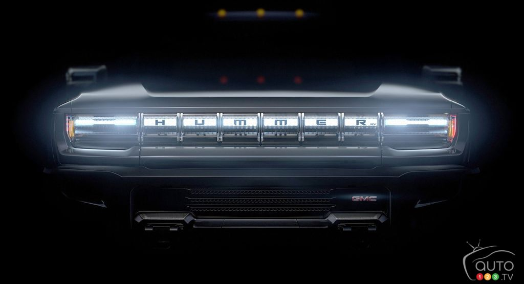 GMC's Electric Hummer Will Likely Debut Exclusively Online