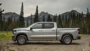 2020 Chevrolet Silverado 1500 Review: For All Tastes