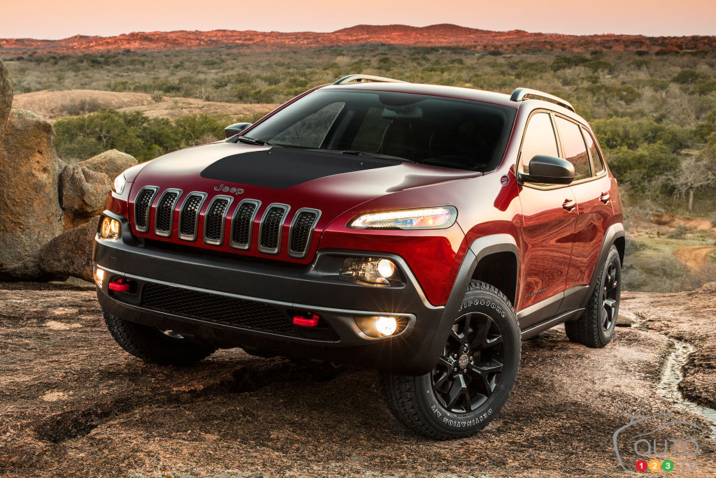 FCA Recalling 13,659 Jeep Cherokees in Canada