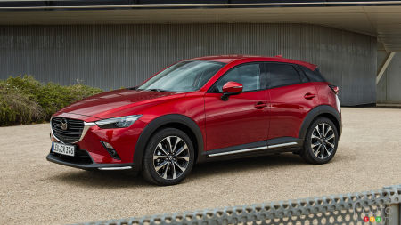 The 2020 Mazda CX-3: Is It Fated To Die?