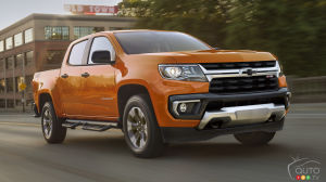 Revisions for the 2021 Chevrolet Colorado Revealed