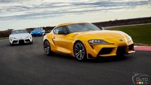 2021 Toyota GR Supra 4-Cylinder Will Sell for $56,390
