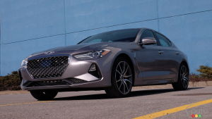 2020 Genesis G70 Review: Is More for Less Enough?