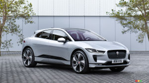 Several Improvements for the 2021 Jaguar I-Pace