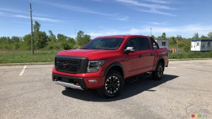 2020 Nissan Titan Review: A Welcome Update