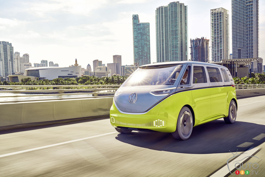 Volkswagen Registers e-Samba Name in Europe