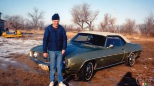 The Story of a Man and his Camaro, Together Since 1969