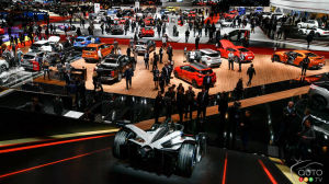 No Geneva Motor Show in 2021