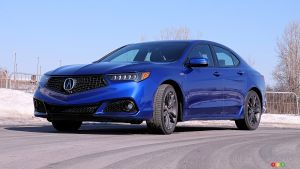 2020 Acura TLX Review: Last of the First