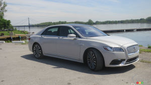 Lincoln Killing Continental Sedan After 2020